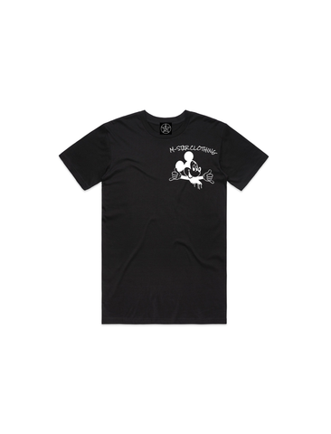 MAKING MOVES YOUTH TEE BLACK