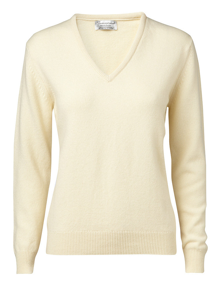 "Hawick Knitwear Ladies Luxury ""Touch of Cashmere"""