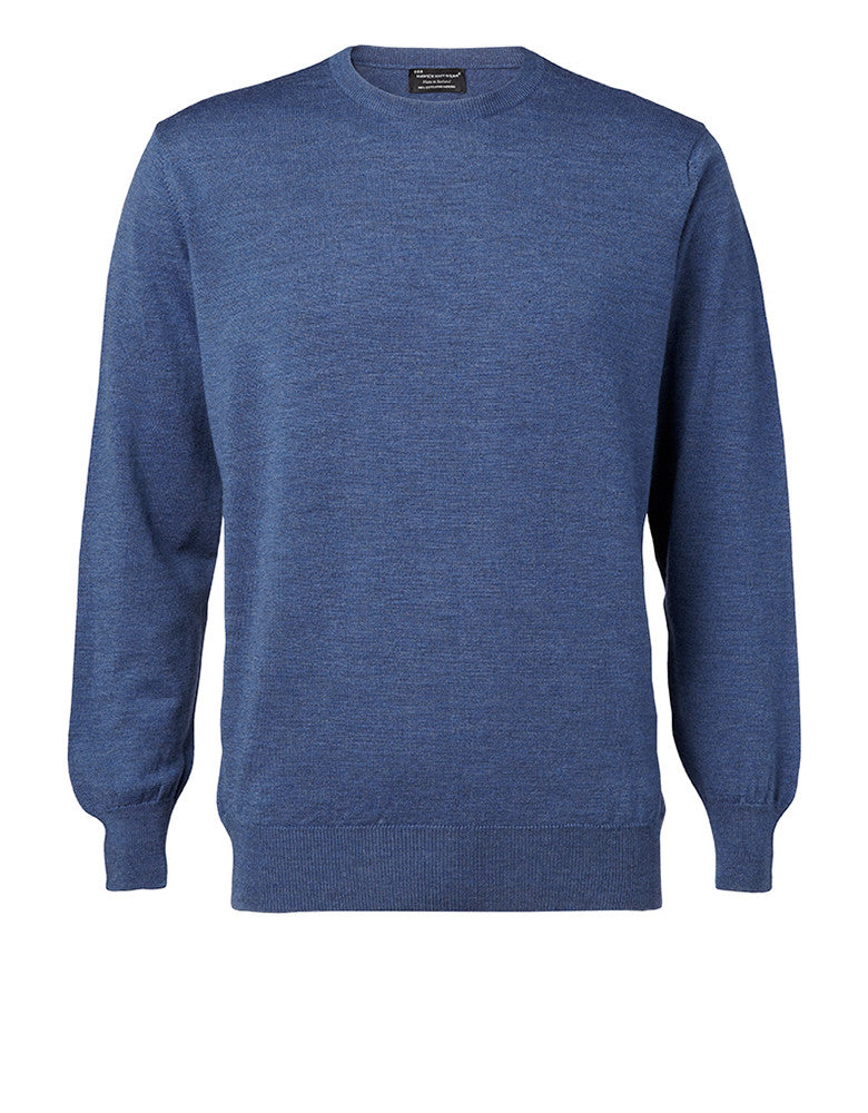 Hawick Knitwear Mens Luxury Cashmere