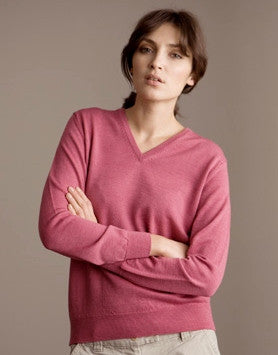 Hawick Knitwear Ladies Luxury Merino