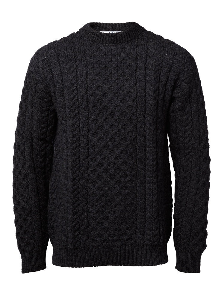 John Molloy Aran Fisherman Sweater