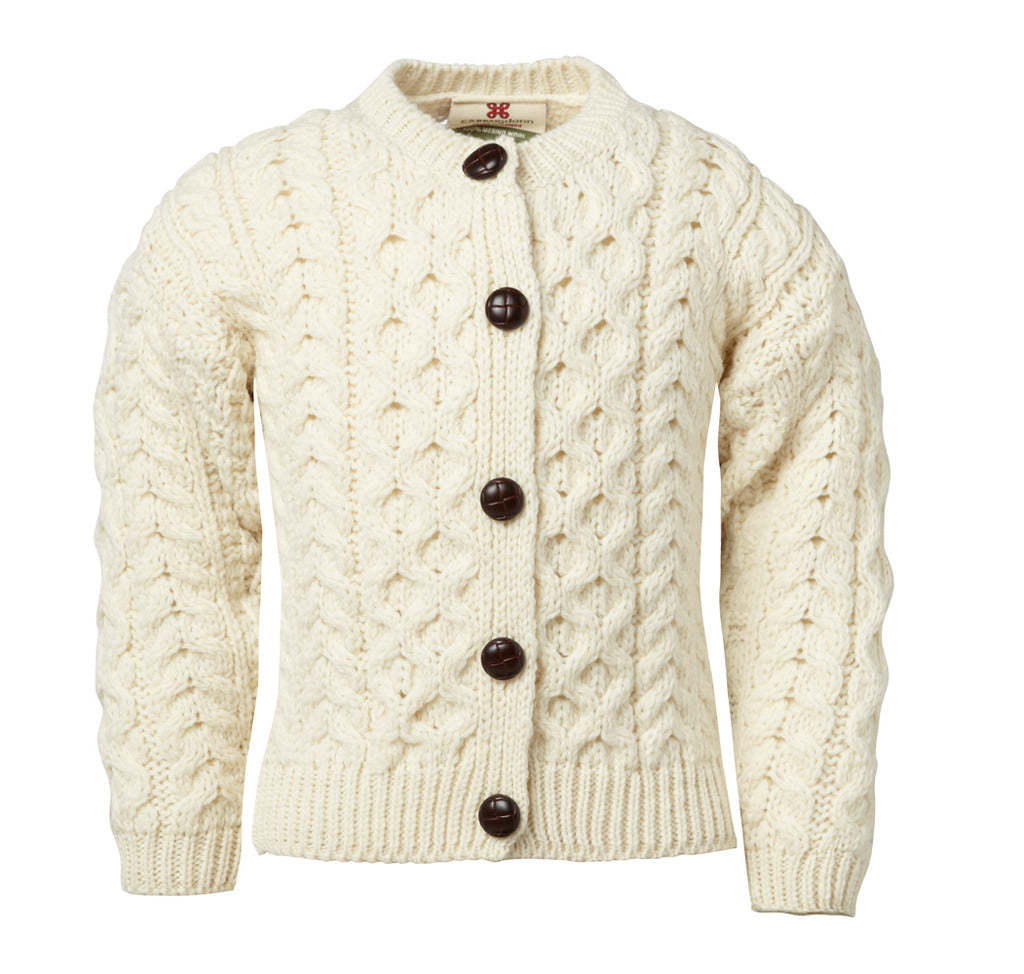 Carraig Donn Sweaters Kids