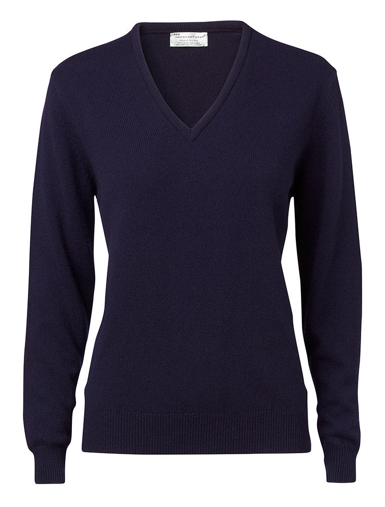 "Hawick Knitwear Ladies Luxury Sweater,""Touch of Cashmere"""