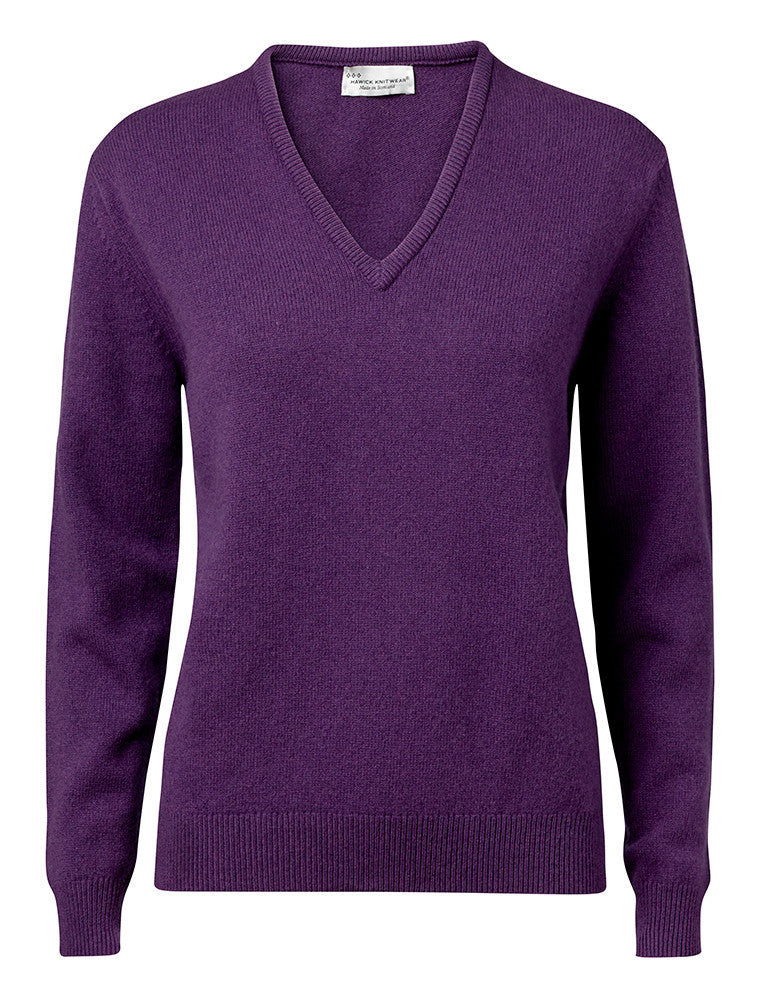 "Hawick Knitwear Ladies Luxury Sweater ""Touch of Cashmere"""