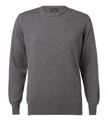 Hawick Knitwear Mens Luxury Sweater, Cashmere