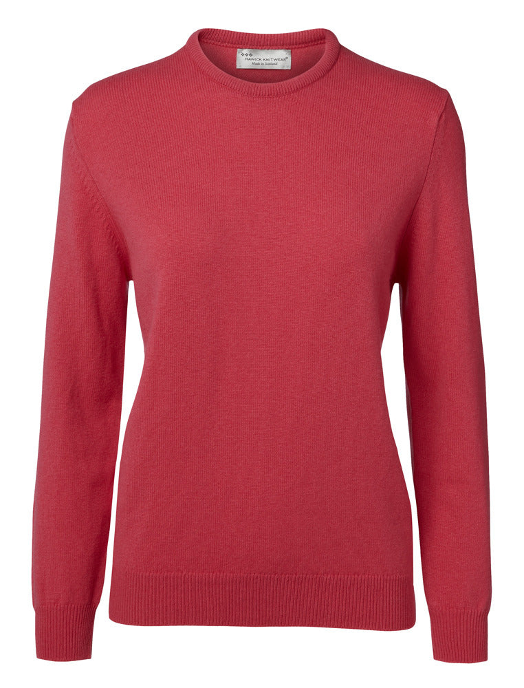 Hawick Knitwear  Ladies Luksus Sweater.