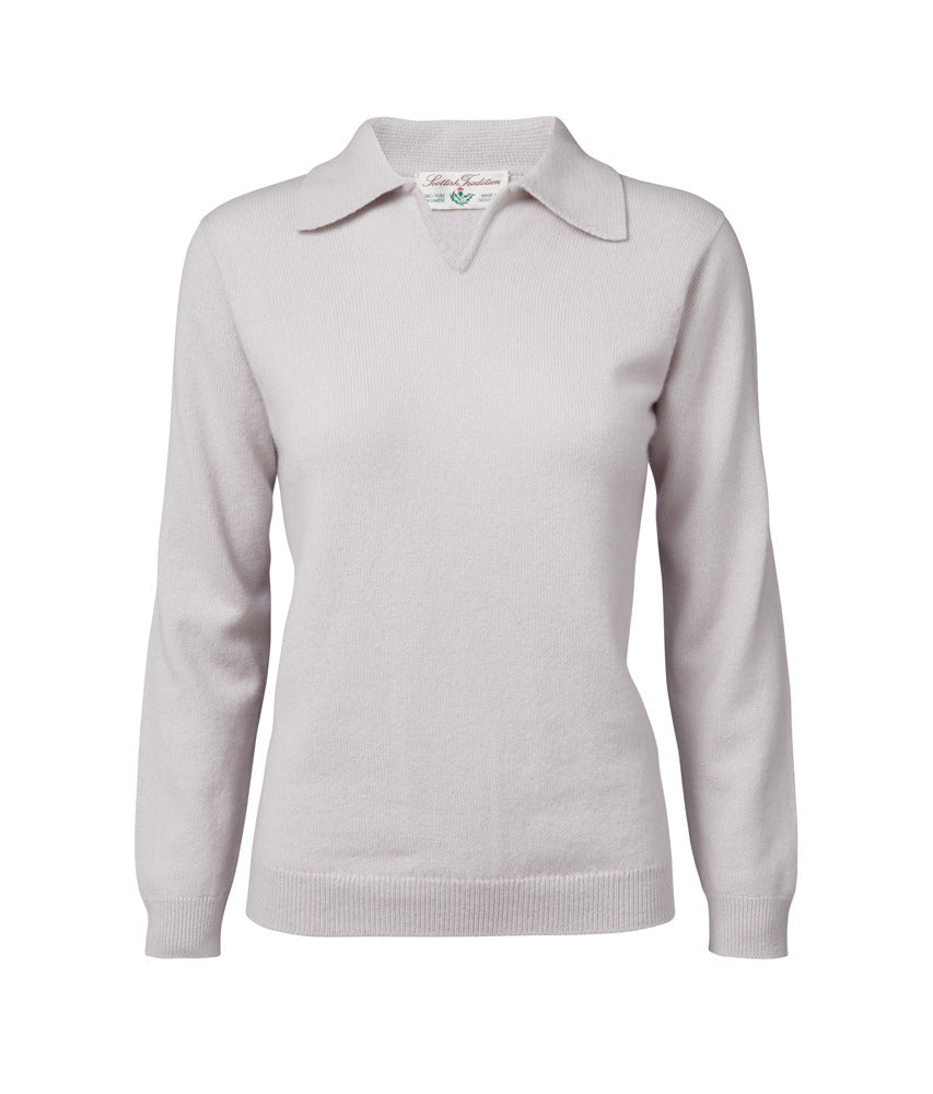 Scottish Tradition Ladies Luxury Cashmere Sweater.