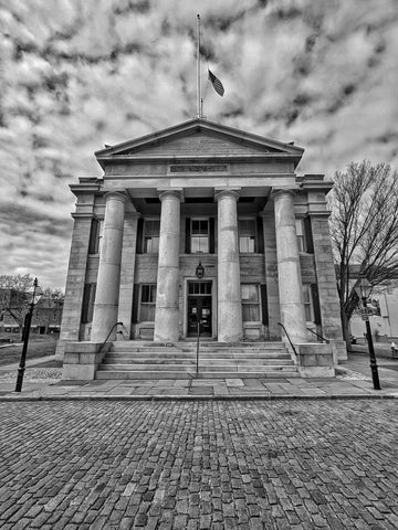 New Bedford Custom House