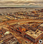 Downtown New Bedford  Massachusetts