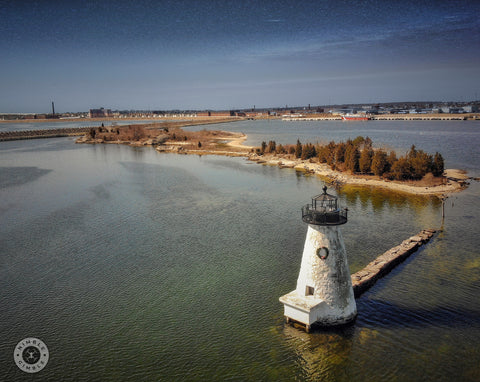 Palmer's Island Lighthouse