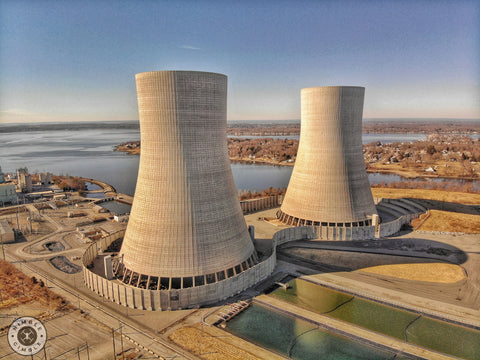 Brayton Point Power Plant, Somerset MA