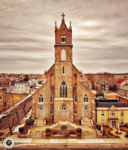 St. Patrick's Church, Fall River  MA