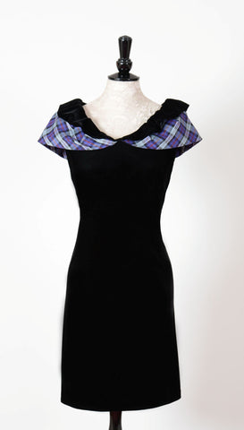 Catriona Dress in MacKenzie Ancient Tartan