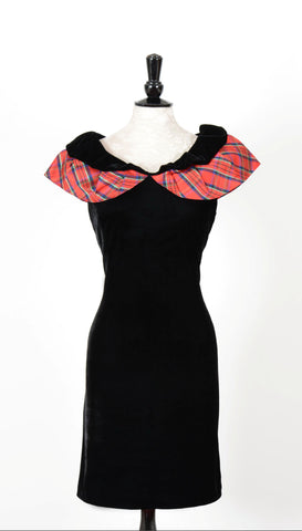 Catriona Dress in MacDuff Modern Tartan