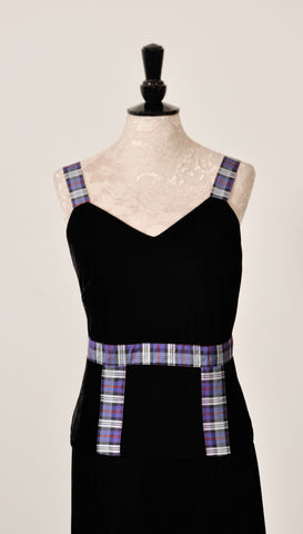 MacKenzie Ancient Tartan Top