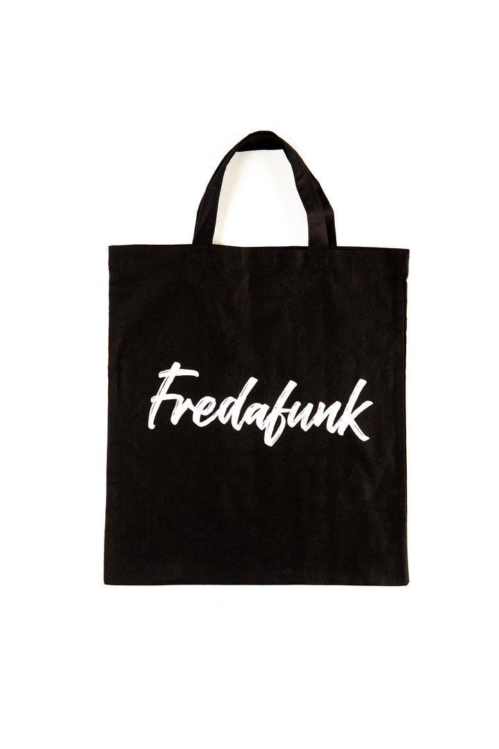 Fredafunk Logo Canvas Bag