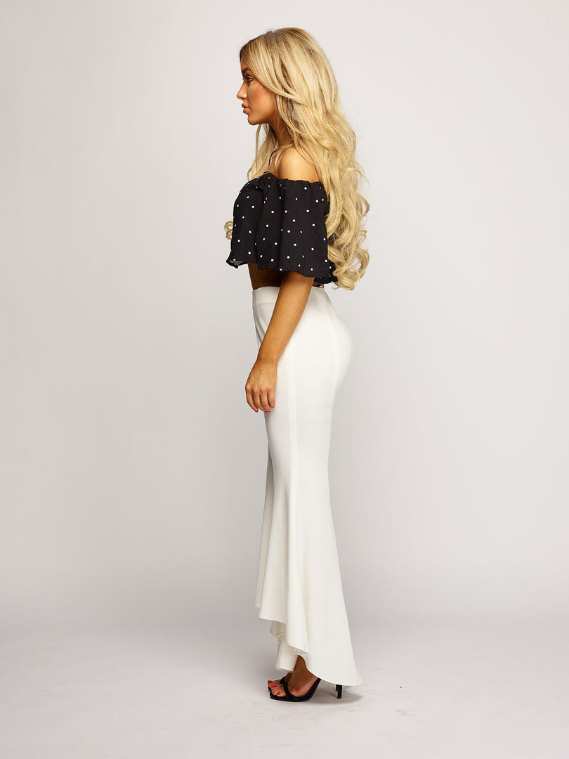 Freya Trousers - White