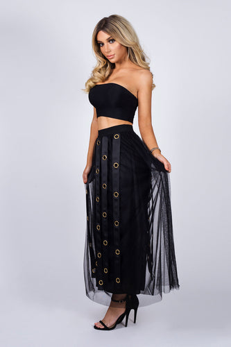 Scarlett Skirt - Black