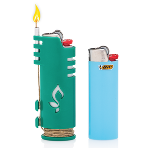 2 Pack Hemp Wick Lighter (Bic)