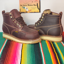 Load image into Gallery viewer, 004 Man work boots 🇲🇽 6in