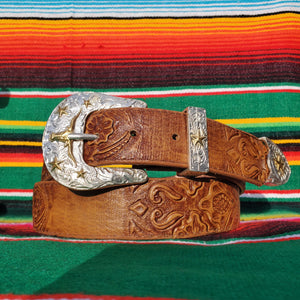 Cinceleado Men/ Woman belt 1 1/2 in 🇲🇽💥