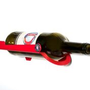 Venetian Single 1 Bottle Rack - RED Special Edition