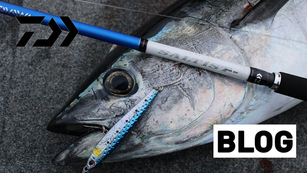 How to Catch Summer Blue Fin Tuna