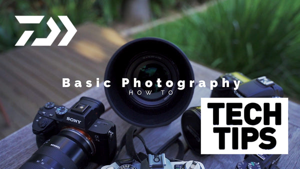 How to Master the Basics of Fishing Photography- Daiwa Tech Tips