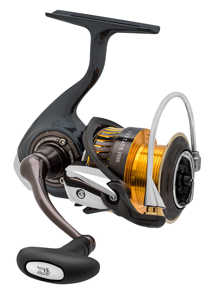16 Certate HD Spin Reels