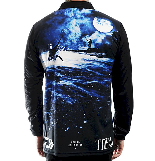 Daiwa Tide Collab Moonlight Jersey