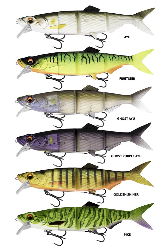 Daiwa Hybrid Swimbait