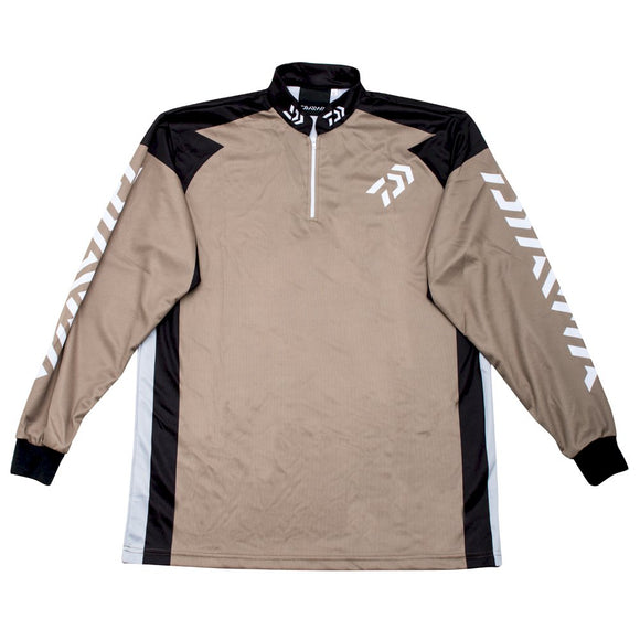 Tournament Shirt - Khaki