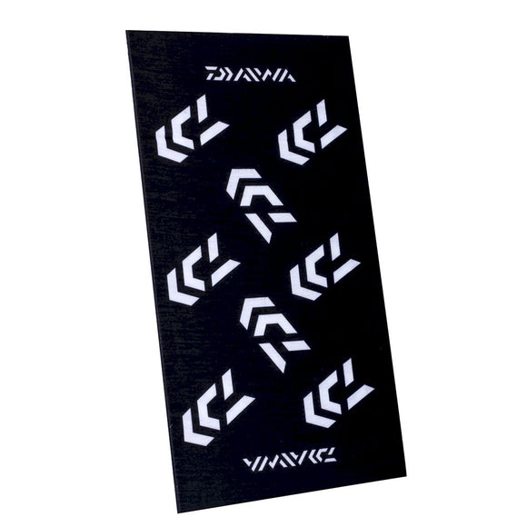 Daiwa Neck Scarf - Black &Amp; White