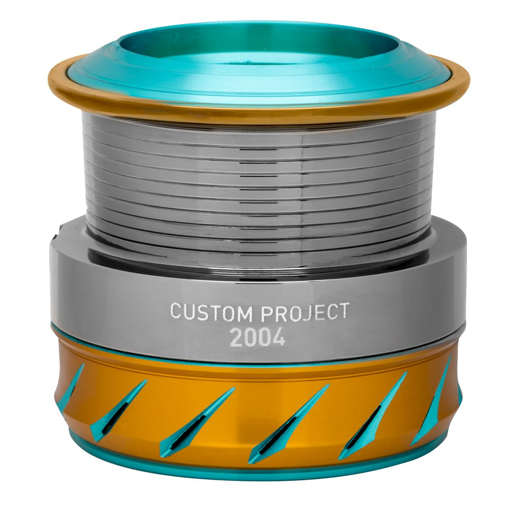 DCP 2004 Air Spool (Gold Green)