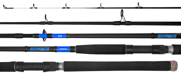 Beefstick Spin & Baitcast Rods
