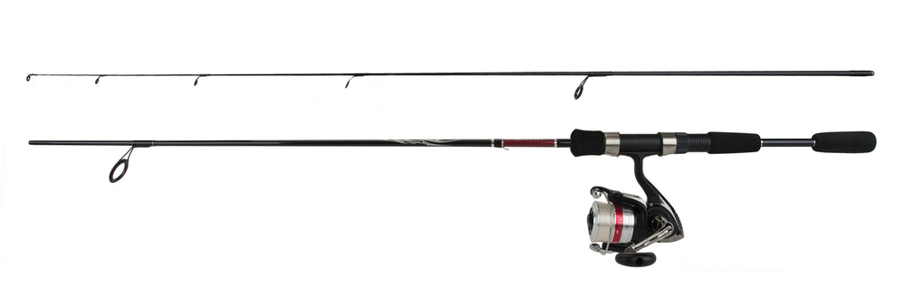 D-Shock 1BB Infinite A/R Spin Pre-Mounted Rod & Reel Combos