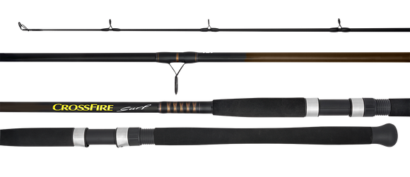 20 CROSSFIRE SURF RODS