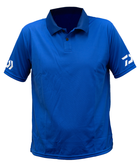 DVEC POLO SHIRT- BLUE