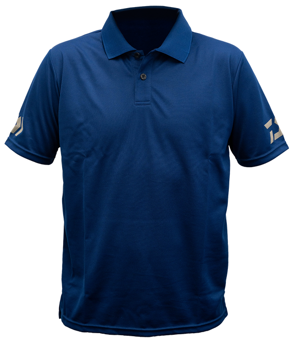 DVEC POLO SHIRT- NAVY