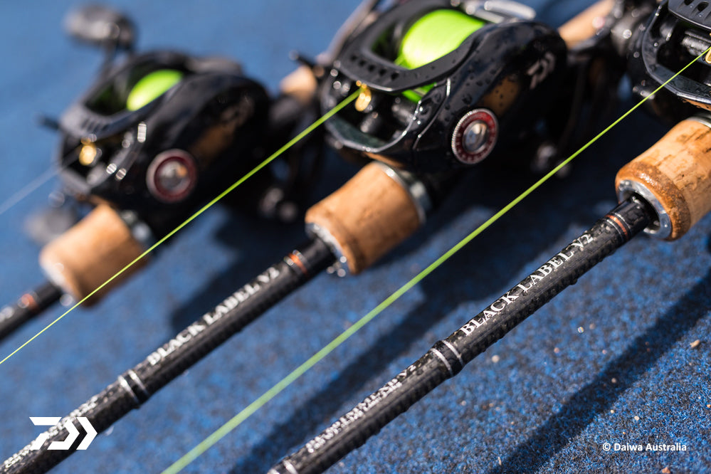 Daiwa Black Label V2 03