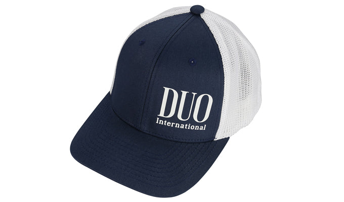 Duo Flex Mesh Cap Navy/White