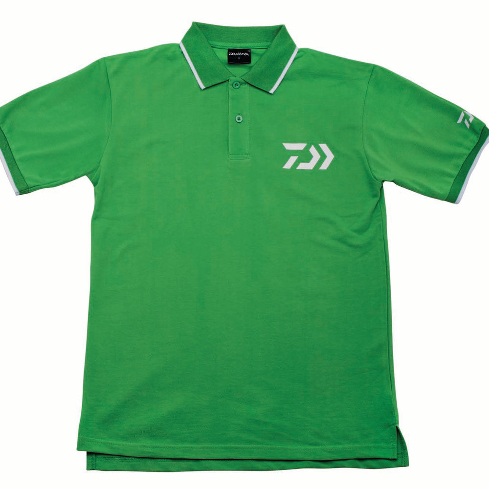 Daiwa Polo Shirt-Green