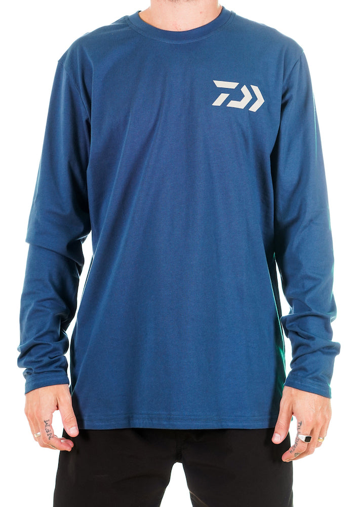 Daiwa Tide Collab Lake L/S Tee
