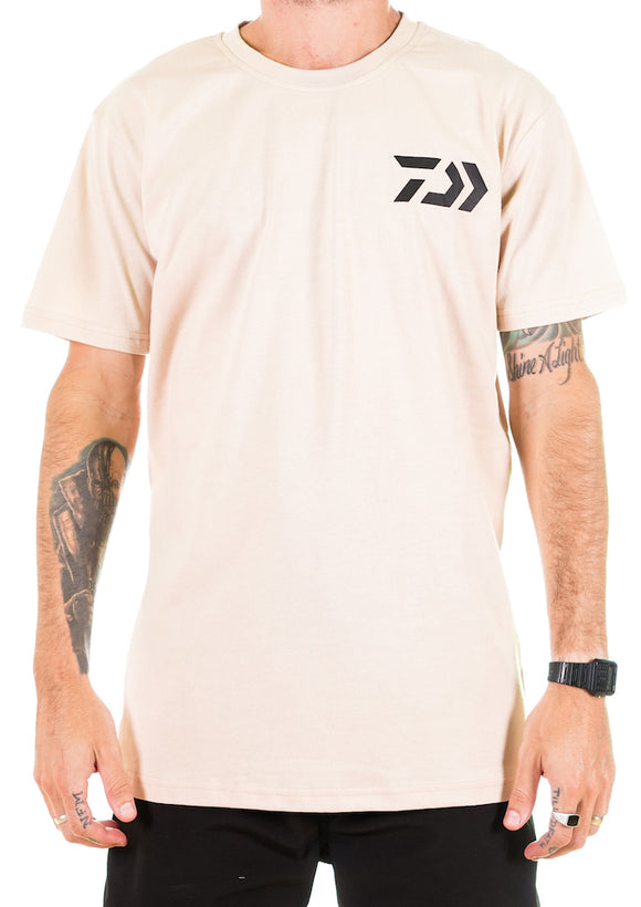 Daiwa Tide Collab Locked Up Tee