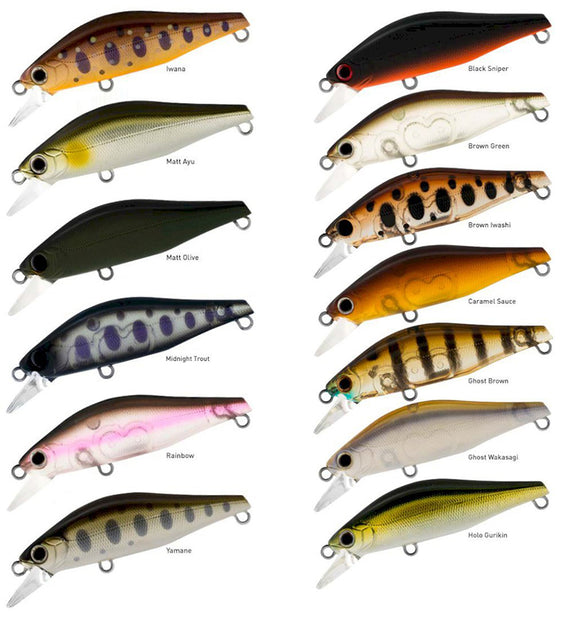 Wise Minnow 50Sp Lures