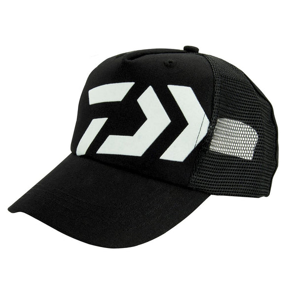 D-Vec Trucker Cap - Black/White