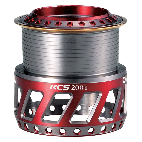 RCS 2004 Custom Spool Red