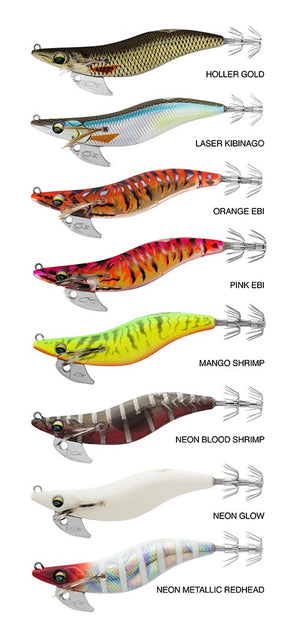 Emeraldas Nude Squid Jig