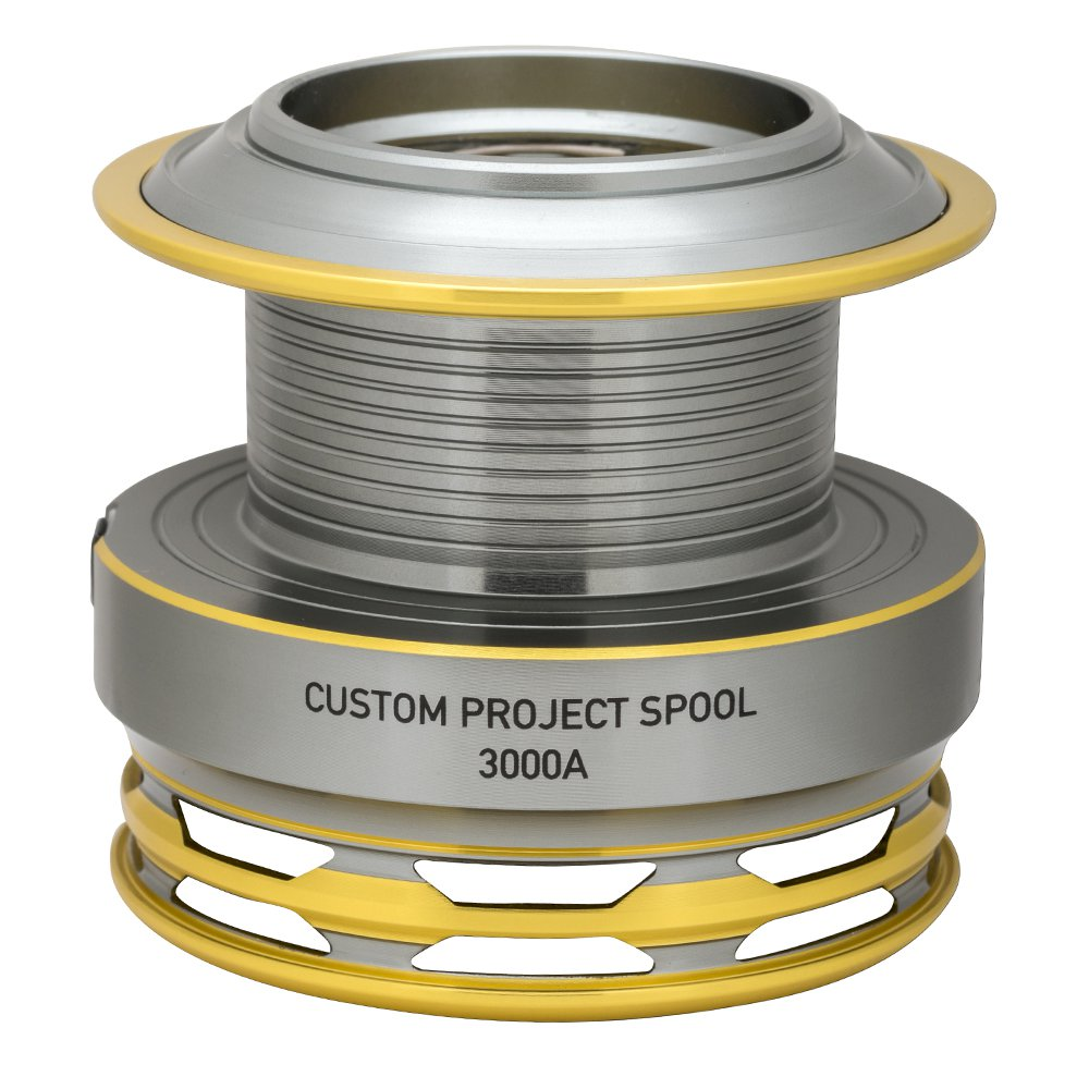 DCP Custom Spool 3000A (Silver Lime)