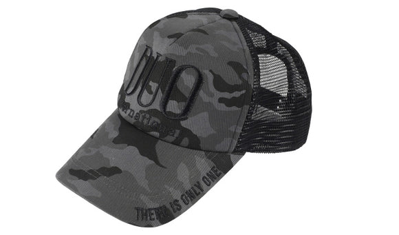 Duo Flex Mesh Cap Black/Camo
